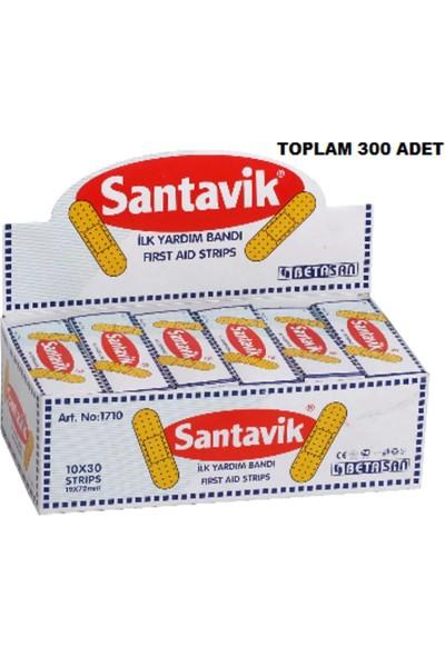 Santavik Yara Bandı 30 Paket 10'lu