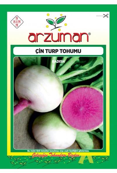 Arzuman Çin Turp Tohumu 10 G