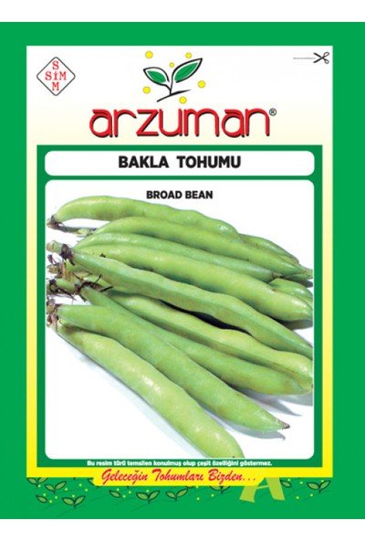 Arzuman Bakla Tohumu 50 G