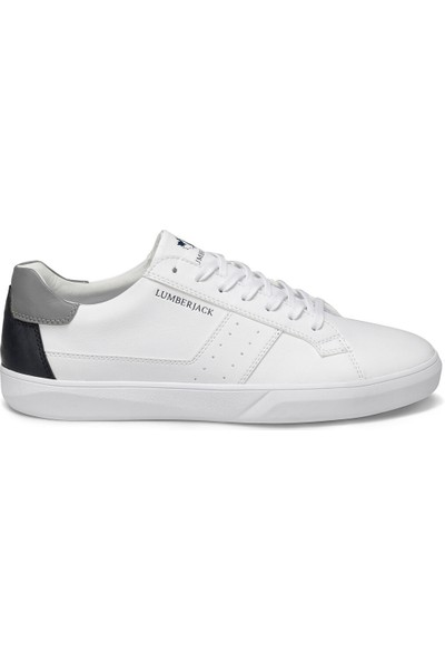 Lumberjack Gabrıel Beyaz Erkek Sneaker