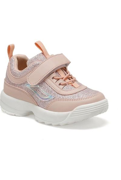 Champıon Pudra Kız Çocuk Yürüyüş Ayakkabısı