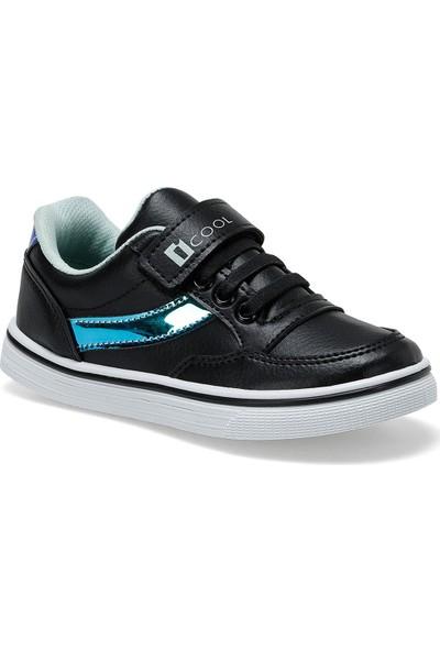 Talu H Siyah Kız Çocuk Sneaker
