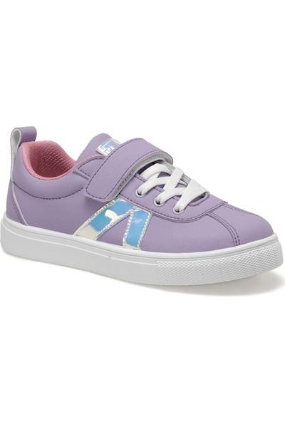 Verde Lila Kız Çocuk Sneaker