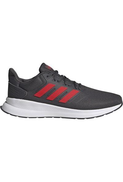 Adidas Eg8602 Siyah Erkek Koşu Ayakkabısı