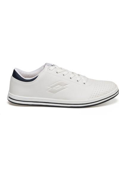 Lotto T0319 Beyaz Erkek Sneaker