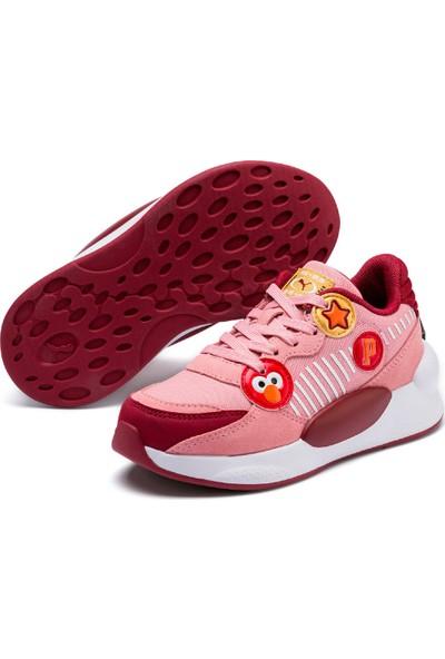 Puma Sesame Str 50 Rs 9.8 Ps B Pembe Unisex Sneaker