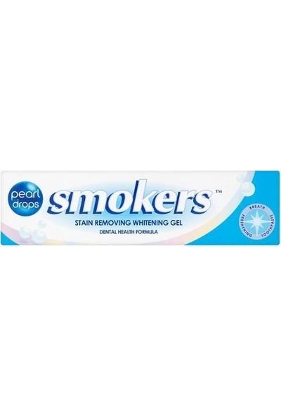 Pearl Drops Smokers Jel 75 ml - Sigara Içenler Için Diş Macunu