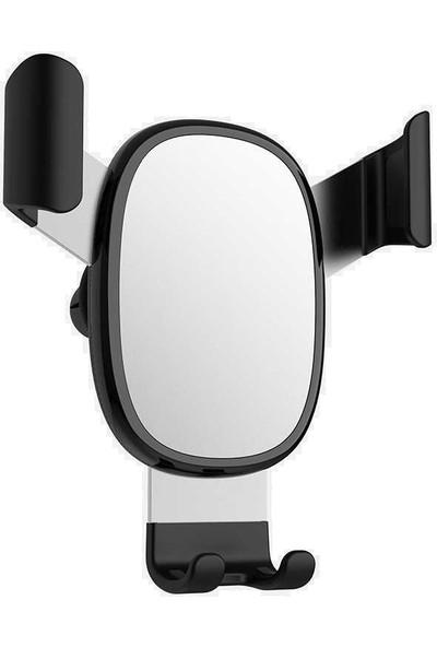 Voero X11 Araç Telefon Tutucu Gümüş