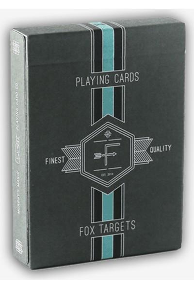 Murphy Magic Fox Targets Oyun Kağıdı İskambil Destesi