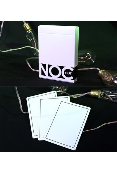 Murphy Magic Noc Out White Oyun Kağıdı İskambil Destesi