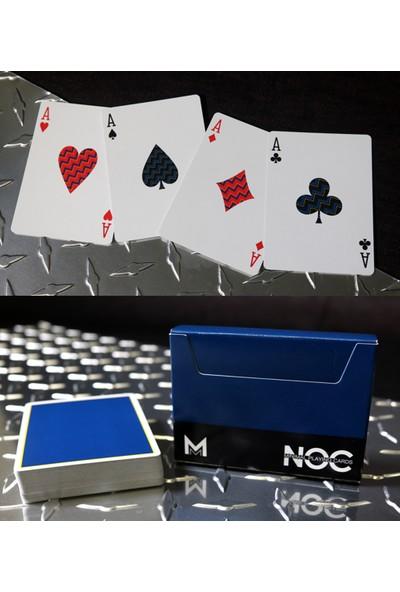 Murphy Magic Signature Noc Oyun Kağıdı Sihirbazlar İçin Işaretli Deste