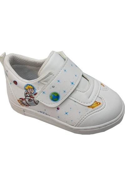 Cemre Bebe 3753 Cırtlı Çocuk Spor Ayakkabı