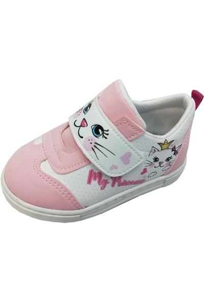 Cemre Bebe 3755 Cırtlı Çocuk Spor Ayakkabı