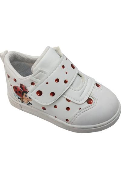 Cemre Bebe 3756 Cırtlı Çocuk Spor Ayakkabı