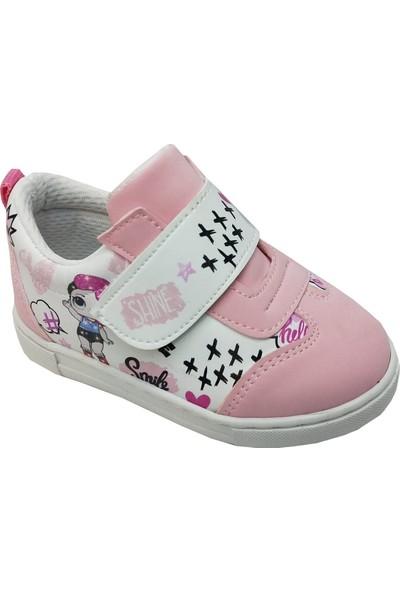 Cemre Bebe 3757 Cırtlı Çocuk Spor Ayakkabı