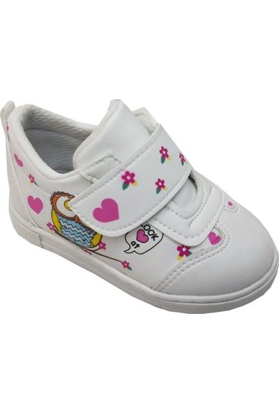 Cemre Bebe 3758 Cırtlı Çocuk Spor Ayakkabı