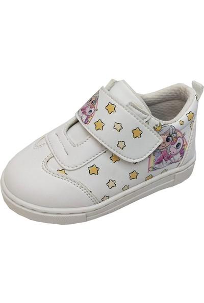 Cemre Bebe 3759 Cırtlı Çocuk Spor Ayakkabı