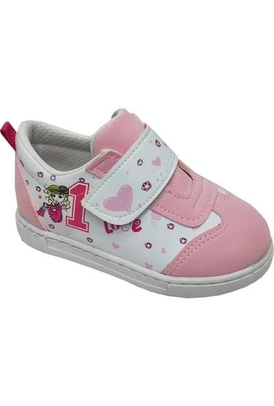 Cemre Bebe 3760 Cırtlı Çocuk Spor Ayakkabı