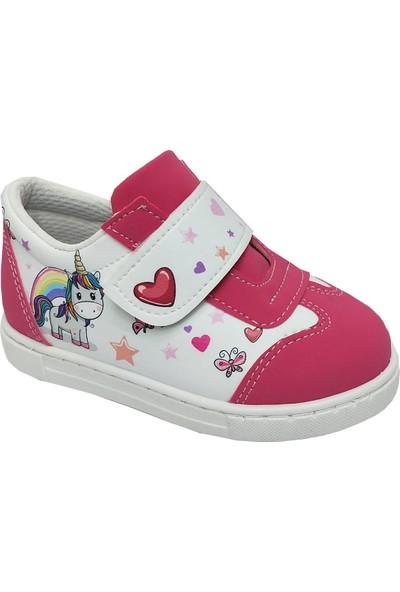 Cemre Bebe 3763 Cırtlı Çocuk Spor Ayakkabı