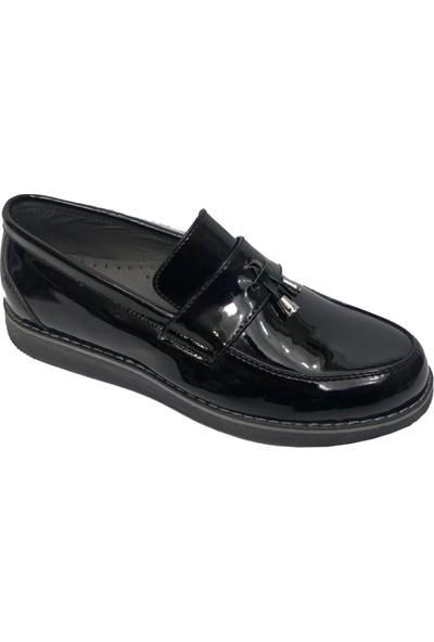 Sarıkaya 3050 Rugan Erkek Çocuk Ayakkabı
