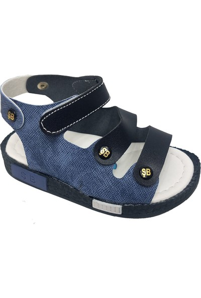 Şirin Genç 2509P Yerli Üretim Çocuk Sandalet