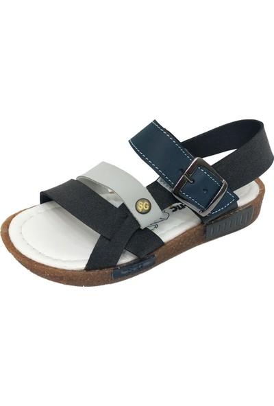 Şirin Genç 2520P Yerli Üretim Çocuk Sandalet