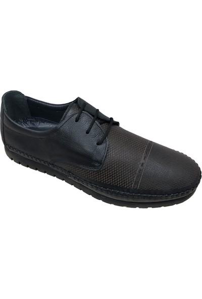 Yolcu 438 Bağcıklı Erkek Ayakkabı