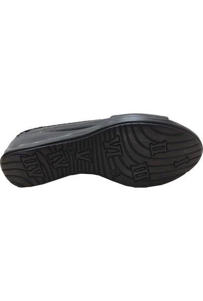 Scavia 31 Bağcıklı Kadın Ayakkabı