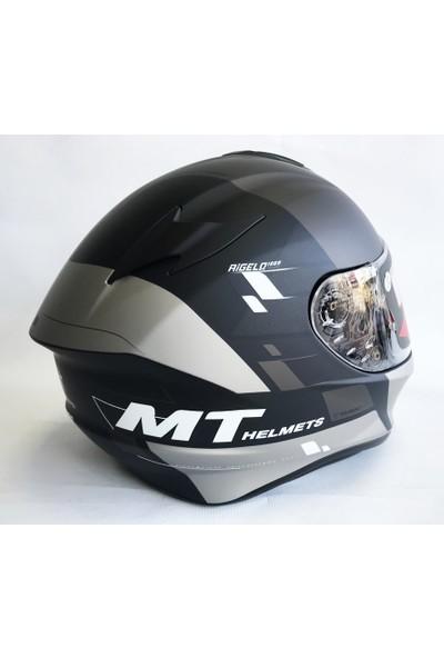 MT Kask Targo Rigel B2 Mat Flo Gri