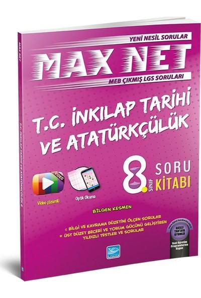 Koza Karaca Yayınları Max Net Inkılap Tarihi 8. Sınıf Soru Kitabı