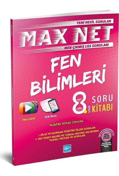 Koza Karaca Yayınları Max Net Fen Bilimleri 8. Sınıf Soru Kitabı