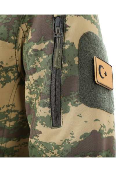 Vogel Tactical Vogel Askeri Tactical Softshell Mont Kamuflaj