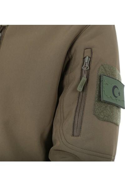 Vogel Askeri Tactical Softshell Mont Haki