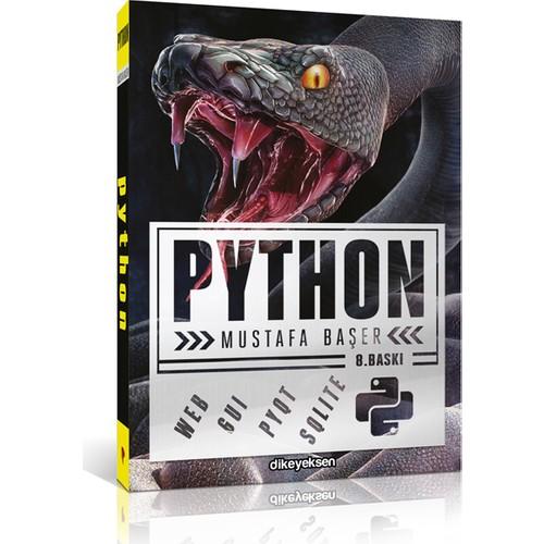 Python - Mustafa Başer