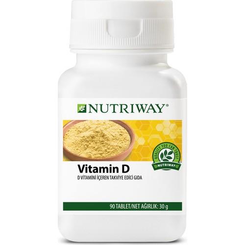 Amway Vitamin D Nutriway 90 Tablet Fiyati Taksit Secenekleri