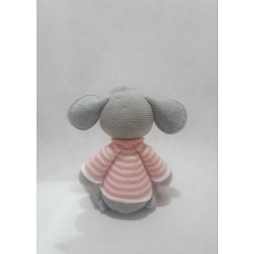 Tavşan Figürlü Sürpriz Yumurta Kutusu Süsleme Yapımı - Örgü Modelleri | 500x500