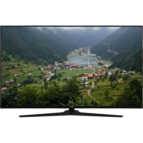 """Vestel 50UD9180 50"""" 127 Ekran Uydu Alıcılı 4K Ultra HD Smart LED TV"""