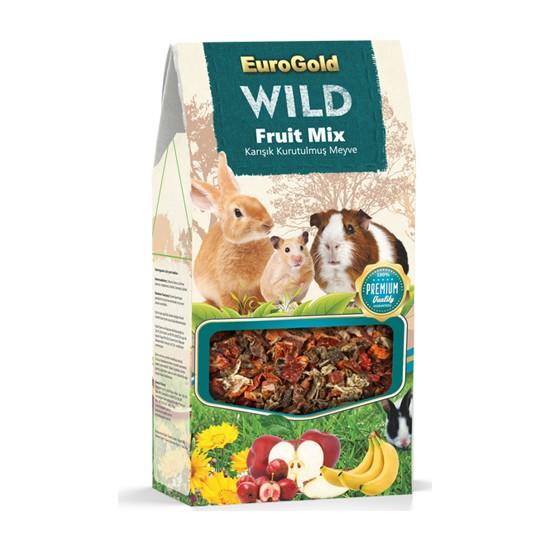 Eurogold Wild Fruit Mix Kurutulmuş Karışık Meyve 80 g