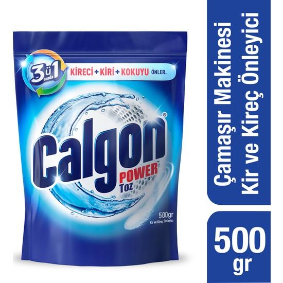 Calgon Çamaşır Makinesi Kireç Önleyici Toz 500 gr