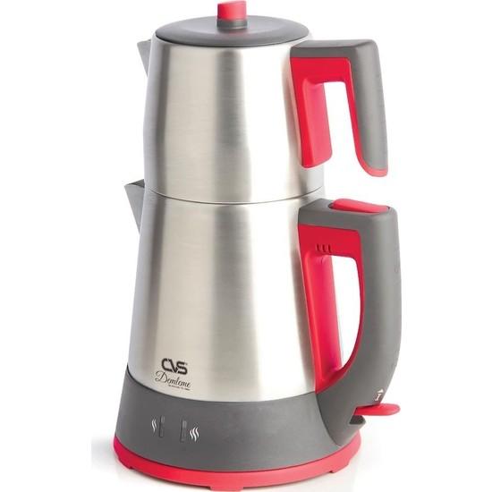 Cvs Dn 1511 Demleme Çelik Çay Makinesi