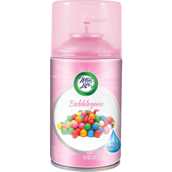 Miss Life Bubblegum Oda Kokusu Otomatik 250 gr