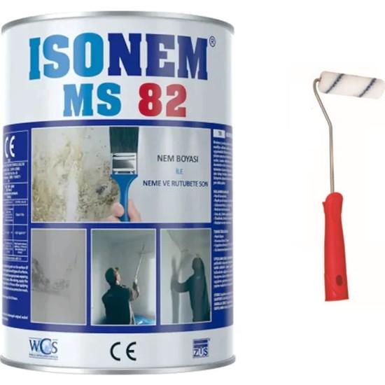 Isonem Ms 82 Nem ve Rutubet Boyası 1 kg + Epoksi Rulo