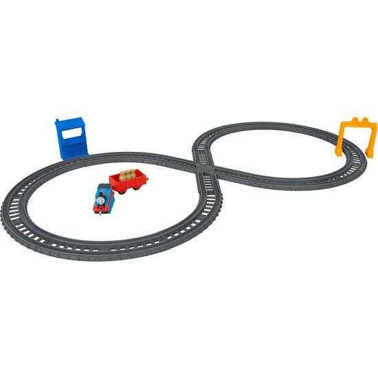 Thomas & Friends™ Postacı Thomas Oyun Seti (Sür-Bırak Trenli) GFF10