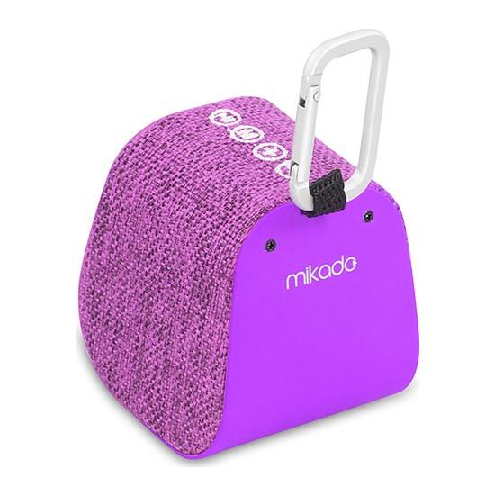 Mikado Freely K6 Bt 4.2 5W Tf Destekli Bluetooth Speaker Mor
