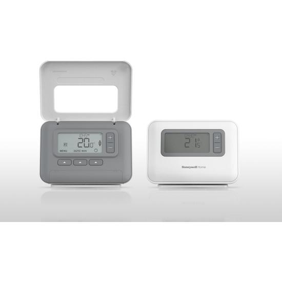 Honeywell T3R Programlanabilir Kablosuz Dijital Oda Termostatı - Y3H710RF0072