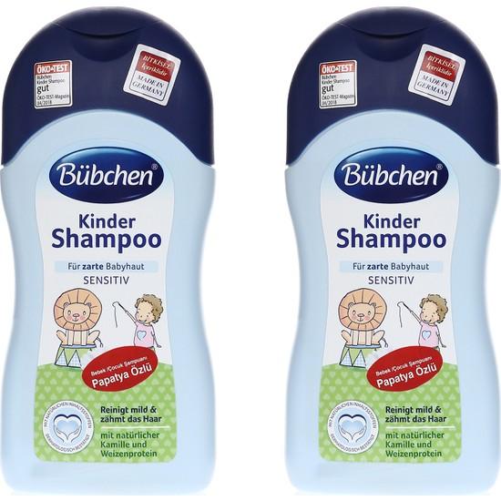Bübchen 2'li 400ml Klasik Şampuan