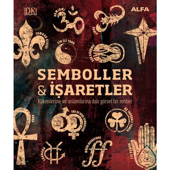 Semboller & İşaretler (Ciltli) -Kathryn Wilkinson