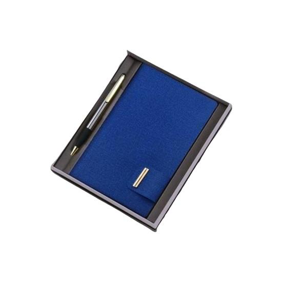 Gıpta S1311 Artısan Günlük Ajanda + Deri Kalem Set