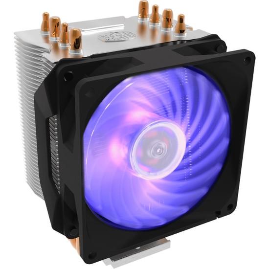 Cooler Master Hyper H410R 92 mm Rgb LED Fan Soğutucu RR-H410-20PC-R1