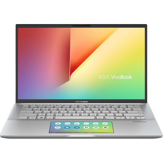 """Asus VivoBook S14 S432FL-EB088T Intel Core i5 10210U 8GB 256GB SSD Windows 10 Home 14"""" FHD Taşınabilir Bilgisayar"""